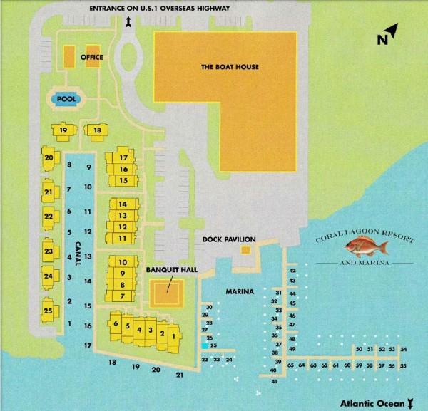 Map Of Marathon Florida.Coral Lagoon Marathon Fl For Sale Map Fl Keys Real Estate